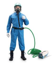Supplied Air Respirator Products Shigematsu Works Co Ltd